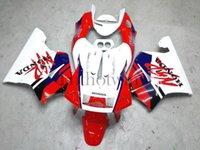 Wholesale Honda Fairing Nsr - ABS Plastic Bodywork For Honda NSR250R MC28 1994-1996 MC28 94 95 NSR 250R MC28 96 RED WHITE Aftermarket Fairing