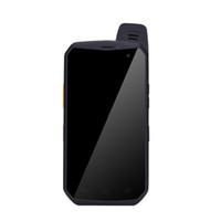 Wholesale Digital Walkie Talkies - 100% New 4G LTE Walkie Talkie phone UNIWA B6000 Octa Core 4GB RAM 64GB ROM 5000mAh NFC Dual Camera Android 6.0 IP68 Waterproof Smartphone