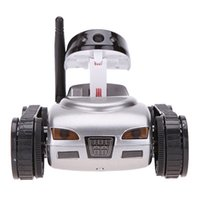Mehrfachbox Für Video Kaufen -HappyCow 777-270 I-SPY Mini RC Tank 0.3M HD Kamera Video Auto Wifi Wireless Realtime iOS Android Fernbedienung iPhone Spielzeug für Kinder
