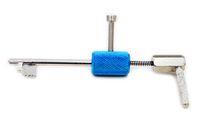ingrosso chiusura rapida della porta-Blocco Civile Quick forzato Apri Lock Picks Strumenti Cross Lock Pick Set Door Opener Attrezzo del fabbro