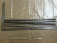 Wholesale 12mm Linear Rail Shaft - Wholesale- Cylinder Liner Rail Linear Shaft Optical Axis OD 5mm 6mm 8mm 10mm 12mm 16mm 20mm x 600mm
