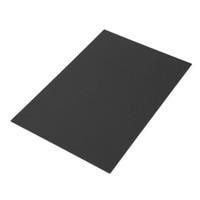 Wholesale fiber store - Freeshipping 300*200*3mm Full Carbon Fiber Plate Panel Sheet Plain Weave Matt Surface Wholesale Store