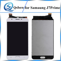 Per Samsung Galaxy J7 Prime G610 LCD Assembly Assembly Touch Screen sostituzione Digitizer One by One