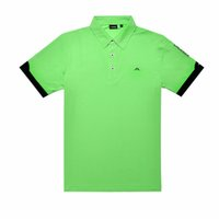 outdoor shorts for men - New fashionable Golf clothes short sleeve sport JL Golf T shirt colors S XXL size for Sports Outdoors Casual shirt