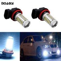 Wholesale E39 Fog - H8 H11 Car Led Headlight Fog Light Lamps For BMW E39 325 328 M mini SPORT