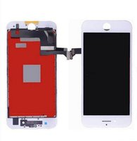 Wholesale Quality Components - AAA Quality for iPhone 7 (4.7inch) LCD Touch Screen Display Digitizer Components and Frames Complete Assembly Replacement with 3D Touch