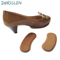 Wholesale Heel Liners For Shoes - Foot Care Protection Sponge Heel Liners For Shoes 5pairs Lot