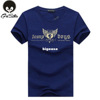 Wholesale Cheap Wholesale Cotton Tees - Wholesale- 2016 New Man T Shirts short Sleeve Round Neck Stylish Marry Man t-shirt Top Quality Novelty Male Tee Shirts European Style Cheap