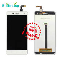 Wholesale Xiaomi Lcd - Xiaomi 4 M4 Mi4 Lcd screen Original Lcd display+Touch panel assembly replacement For Xiaomi Mi4 Smart phone In Stock+Free Ship