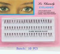 Wholesale Plant Eyelashes - Factory direct Makeup Eyes False Eyelashes Grafting Planting Effect lasting natural   one box 60