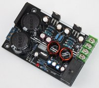 Wholesale Audio Power Protection - Amplificador Amplifiers Audio Board LM1875 20Wx2 Amp With Speaker Protection Finished Board