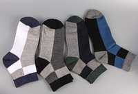 Wholesale 2017 new hot high end men s business socks cotton socks in summer and autumn thin cotton socks sweat absorbent breathable sock color