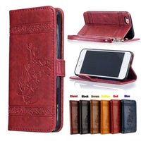 Wholesale Iphone Leather Case F - Restore ancient ways oil wax picture frames flip the wallet Deluxe TPU leather cell phone bag coverholster stents cell phone case TPU f for