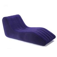 möbel für den geschlechtsverkehr großhandel-S-typ sex kissen aufblasbare sofa stuhl möbel für paare, luxus sexo liebe sofa sexualverkehr positionen bett stühle