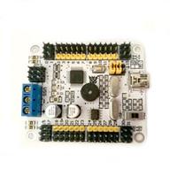 Wholesale Robot Arduino - 32 Channel Robot Servo Control Board  controller robot control  PS2 remote control  mini usb  bluetooth module Arduino C