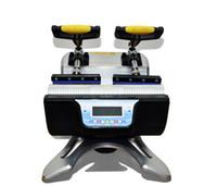 Wholesale mug presses - DIY two station mug heat press machine with 2pcs 11OZ heating pad,Apply to 6OZ, 9OZ, 10 OZ, 11OZ, 12OZ, 15OZ, 17OZ
