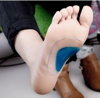 Wholesale Memory Foam Shoe Insole Inserts - Foot Care Tool 1Pair Arch Support Orthopedic Orthotic Insole Flat Foot Flatfoot Correction Shoe Insoles Cushion Inserts