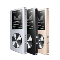 Wholesale Memory Read - Wholesale- New Original HiFi MP3 Player with Speaker Metal High Quality 8GB Lossless Music Player Supports 128GB Memory Card with FM Radio