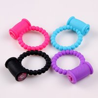 Wholesale Wholesale Vibrating Rings - Wholesale- 2017 Fun Funny Gadgets Parent Pleasure Ring Vibrating Rings Antistress Anti Stress Toys