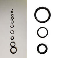 Wholesale Fixed Regulator - Wholesale-SCUBA tool seal O-ring Regulator Valve seal ring dive tank hose cylinder valve O-ring piece scuba fix tool set 100pcs lot