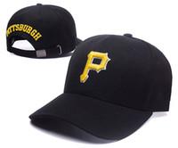 Wholesale Ny Caps Snapbacks - 2017 new Yankees Hip Hop MLB Snapback Baseball Caps NY Hats MLB Unisex Sports Pittsburgh Pirates Adjustable Bone Women Men Casual Blue Jays