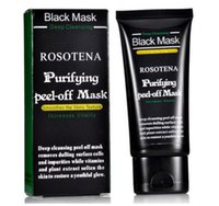 Wholesale Off Black - Blackheads removers collagen facial mask Black mask Suction 500ml SHILLS Deep Cleansing purifying peel off Black face mask Peel Masks Dhl