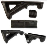 Wholesale pt black - Marking PTS Angled Fore-Grip2 Airsoft Foregrip Fore Grip Black DE