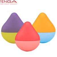 Wholesale Tenga Vibrating - TENGA Iroha Mini Vibrating Egg Sex Toy for Women Breast Stimulation Sex Vibrators Egg Elegant Female Masturbation Toys q170686