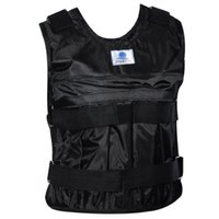 Wholesale Weight Vests - Zooboo Weight-bearing Weighted Vest Hot Sale Adjustable Jacket Waistcoat Without Weight Adjustable Weightloading Sand Clothing+B