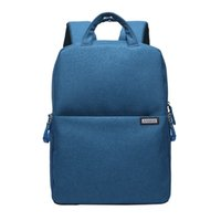 Wholesale Video Camcorder Bags - Andoer Water-resistant Shockproof DSLR Camera Bag Photography Video Backpack Leisure Shoulder Bag for Nikon Canon Sony D4200X
