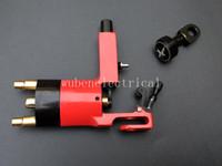 Wholesale Nedz Rotary Machines - Newest Red Rotary Tattoo Machine Gun NEDZ Style For Shader Liner