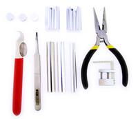 kits de reparación de cerraduras al por mayor-HUK Professional 12 en 1 Kit de herramienta de desmontaje de bloqueo HUK Quitar cerradura Reparar conjunto de selección de cerradura
