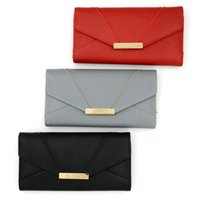 Wholesale SENWANG fashion trend women pu wallet to US by UPS days