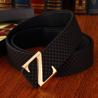 Wholesale Girls Fashion Imported - 2017 explosive men's Italian imports of leather luxury high-end men's fashion high-quality first layer of leather fine alloy buckle men's be