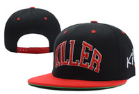 Wholesale Kill Snapback - Kill Brand Cap Snapback Killer Blazed Hats Street Sport Panel Hip Hop Baseball Casquette Headwear Cool Summer Ball Popular Adjustable Sun
