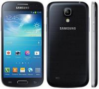 mini galaxie mobile achat en gros de-2016 Téléphone Mobile Galaxy S4 Mini Mini I9192 I9195 4.3''touch Nfc Wifi Gps 8mp Caméra Débloqué Rénové Téléphone Mobile