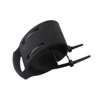 Wholesale Garmin Handlebar - Black Cycling Bicycle MTB Bike Computer Mount Protective Case Support for Garmin 410 910XT 610 fenix 3 D2 Watch Handlebar