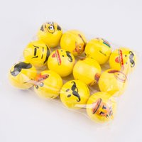 Wholesale Little Plastic Balls - S size Popular Leisure Puzzle Mexico Serie Little Yellow Ocean Ball Anti Autism and ADHD Time Killer Kids Toys