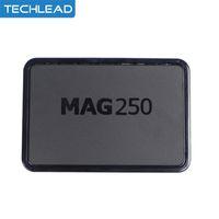 Wholesale Tv Box Multimedia Player - MAG250 Set Top Box Mag 250 Linux System Processor STi7105 RAM 256Mb IPTV Box Mag250 Multimedia Player WIFI TV Box DLAN