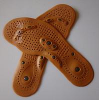 Wholesale Magnetic Massage Foot Insole Men - 20Pair Magnetic Therapy Magnet Health Care Foot Massage Insoles Men  Women Comfort Pads Foot Care Massager Men  Women