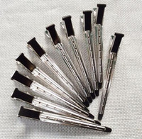 Wholesale Duck Clips - Pro Salon ilver Hairdressing Tools Duck Mouth Hairdresser Hair Clip Clips For Hair Styling