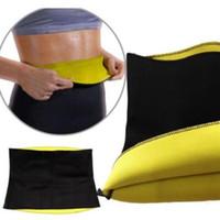 Wholesale waist trimmers body corsets - Body Hot Shapers Trimmer Waist Support Cincher Shapewear Girdle Corset Belt Waist Trainer Slimming Belt Belly Slimming Belts CCA7223 100pcs