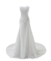 Wholesale Dresses Chiffon Plus - 2017 New Arrival Vestido De Noiva Robe De Mariage Bridal Dress Mermaid Trumpet Chiffon Wedding Dresses Plus Size