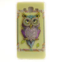Wholesale Galaxy Owl Case Mini - For Samsung Galaxy J3 J310 ON5 ON7 A3 A5 A7 A310 A510 A710 J5 J510 J7 J710 C5 C7 J1 Mini Feather OWL Henna Lion Sex Girl TPU IMD CASe cover