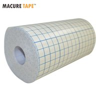 Wholesale Wound Care Wholesale - Wholesale- Macure Tape 10cm x 10m Cover-Roll Stretch Bandage Fixomull Stretch Tape Wound Dressing Care Fixation Nonwoven Tapes