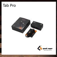 kit-tab großhandel-Geekvape Tab Pro Ohm Meter Reader 90 ° drehbarer Anschluss 521 Tab Pro Kit Verwendbar als temporärer Mod zum Testen von Builds 100% Original