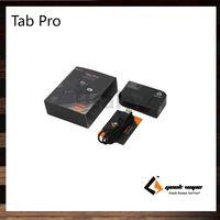 kiti sekmesi toptan satış-Geekvape Tab Pro Ohm Metre Okuyucu 90 ° Dönebilen Bağlayıcı 521 Tab Pro Kiti Test Yapmak için Geçici Bir Mod Olarak Kullanılabilir 100% Orijinal
