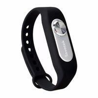 Wholesale Spy 4gb Usb Pen Recorders - 2016 Fashion Wristband Voice Recorder MINI USB Spy PEN 8GB Digital Audio Voice Recorder 70hours Recording
