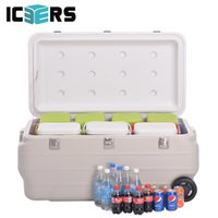 outside refrigerators - deepfreeze Medical refrigerator Reagent kit L outside Medical refrigerated containers keep Fresh for drug for Reagents for Takeaway PU
