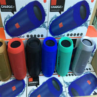 Wholesale Power Sound Audio - 10pcs Nice Sound Charge 2+ Bluetooth Outdoor speaker phone call Mini Speaker Waterproof Speakers Can Be Used As Power Bank